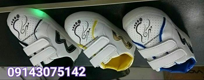 فروش عمده کفش چراغدار ارزان