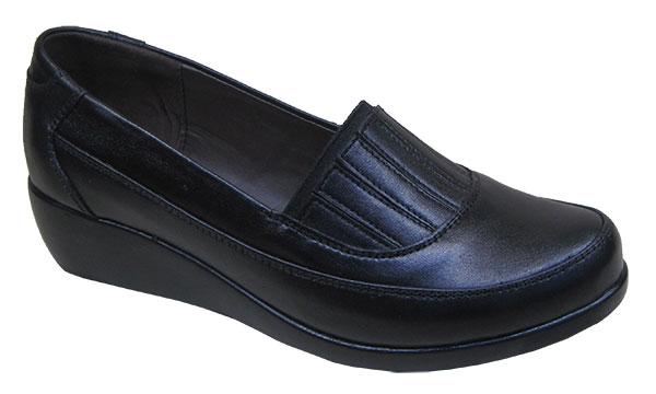 کفش چرم زنانه