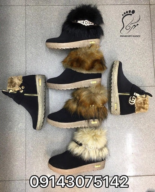جدیدترین مدل های کفش زمستانی عمده