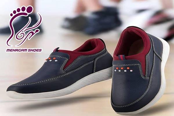 عکس مدل کفش مجلسی پسرانه شیک