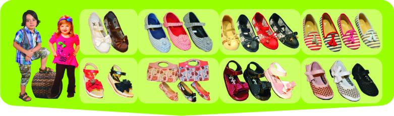 تولیدی کفش بچه گانه با بهترین کیفیت