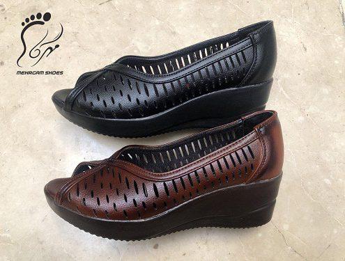 کفش زنانه طبی تابستانی