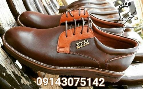 انواع مدل کفش چرم مردانه جدید