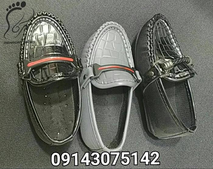 مدل کفش کالج بچه گانه