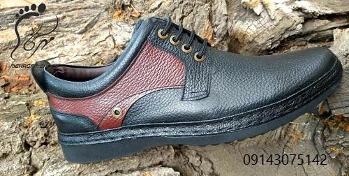 کفش چرم ارزان