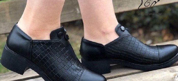 فروش کفش زنانه پاشنه دار