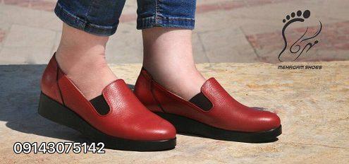 کفش کالج دخترانه