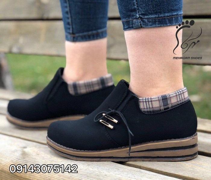 کفش زنانه راحتی طبی