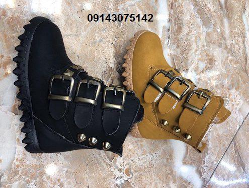 خرید کفش زمستانه دخترانه